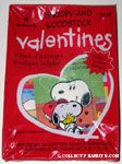 Snoopy hugging Woodstock Classroom Valentines