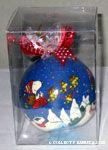 Peanuts Ball Ornaments by Kurt Adler