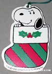 Wooden Determined Productions Peanuts Ornaments