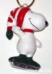 Snoopy Skater Ornament