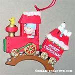 Peanuts Flat Ornaments by Kurt Adler