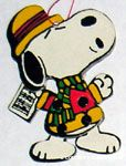 Jointed Determined Productions Peanuts Ornaments