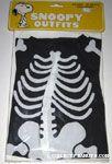 Snoopy Skeleton