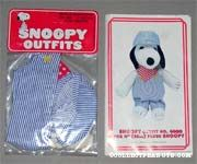 Snoopy Train Engineer