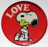 Snoopy Hugging Woodstock