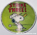 Peanuts & Snoopy Aviva Pinback Buttons