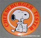 Cheeseburger Tester