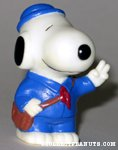 Snoopy Sailor Figure