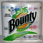 Bounty Winter Paper Towels