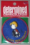 Schroeder 'I love Beethoven' Patch