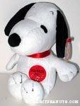 Snoopy Beanie Baby