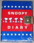 Snoopy & Woodstock walking Diary