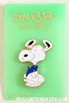 Snoopy – Dancing & Walking Aviva Pins