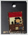 Lucy's Doctor Booth Pin