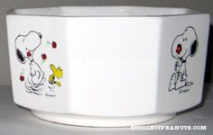 Snoopy and Woodstock Planter