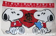 Snoopy Chinese Foam Decoration