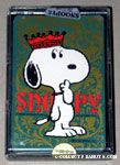 Snoopy wearing crown Playing Cards