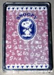 Snoopy tying bowtie Playing Cards