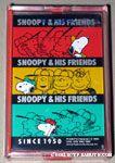 Peanuts Gang playing baseball Playing Cards