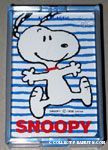 Snoopy jumping Playing Cards