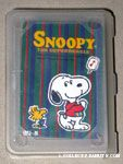 Snoopy & Woodstocks singing Mini Playing Cards