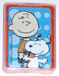 Charlie Brown and Snoopy Playing Cards