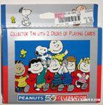 Peanuts Gang Playing Cards