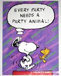 Every party needs a party animal