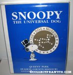Snoopy the Universal Dog Museum Exhibit Poster