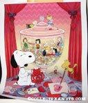 Snoopy Valentine by Nicole Gustafsson