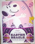 It's the Easter Beagle, Charlie Brown by Jayson Weidel - Variant