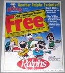 Knott's Berry Farm and Ralph's Free Child's Voucher