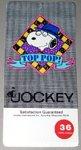 Jockey Top Pop Snoopy Tag