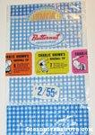 Lucy & Linus Butternut Bread Baseball Tips