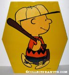 Charlie Brown Wooden Sign