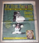 At the Shore 'Snoopin' Through Time' Article