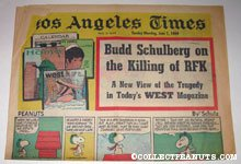 L.A. Times June 1, 1969 Comics Section