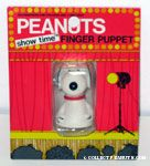 Peanuts & Snoopy Finger Puppets
