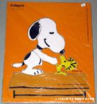 Snoopy & Woodstock shaking hands Puzzle