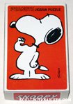 Snoopy Flexing Arm Muscle Puzzle