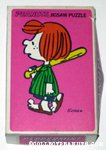 Peppermint Patty with Baseball Bat Puzzle