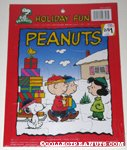 Peanuts Gang with Christmas Presents Board Puzzle