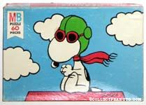 Flying Ace on Doghouse Puzzle