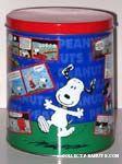 Peanuts Cartoon Puzzle in Tin Puzzle