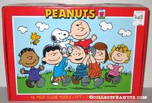 Peanuts Carrying Snoopy Puzzle
