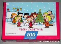A Charlie Brown Christmas Scene