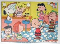 Peanuts at Ice Cream Parlour Puzzle