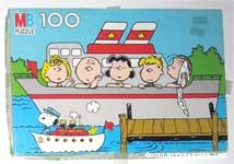 Peanuts on Boats Puzzle