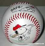 Peanuts & Snoopy Baseball Sports Equipment