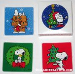 Peanuts & Snoopy Smilemakers Stickers